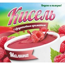 КИСЕЛЬ   АРОМАТ МАЛИНА 0,220